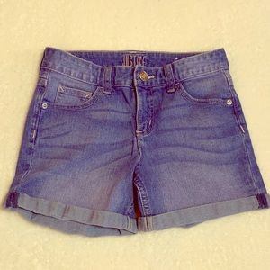 Justice kids shorts